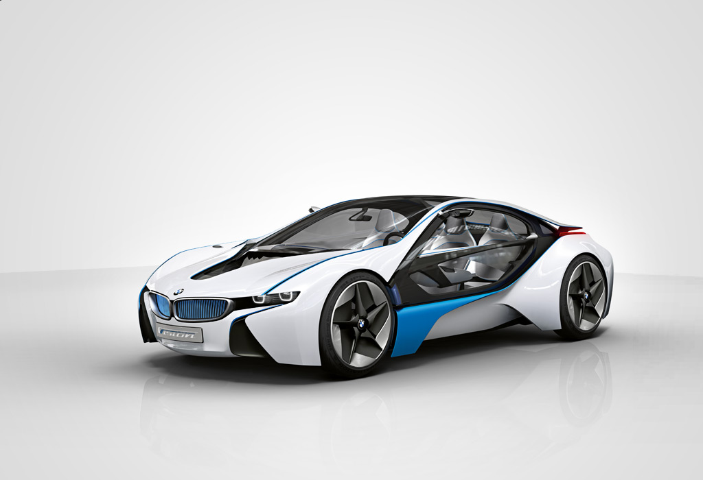 Bmw Design Bmw Vision Car